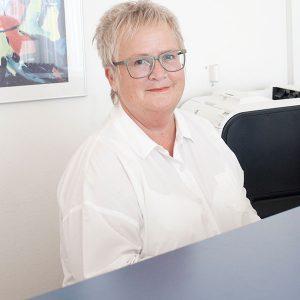 Klinikassistent Joan